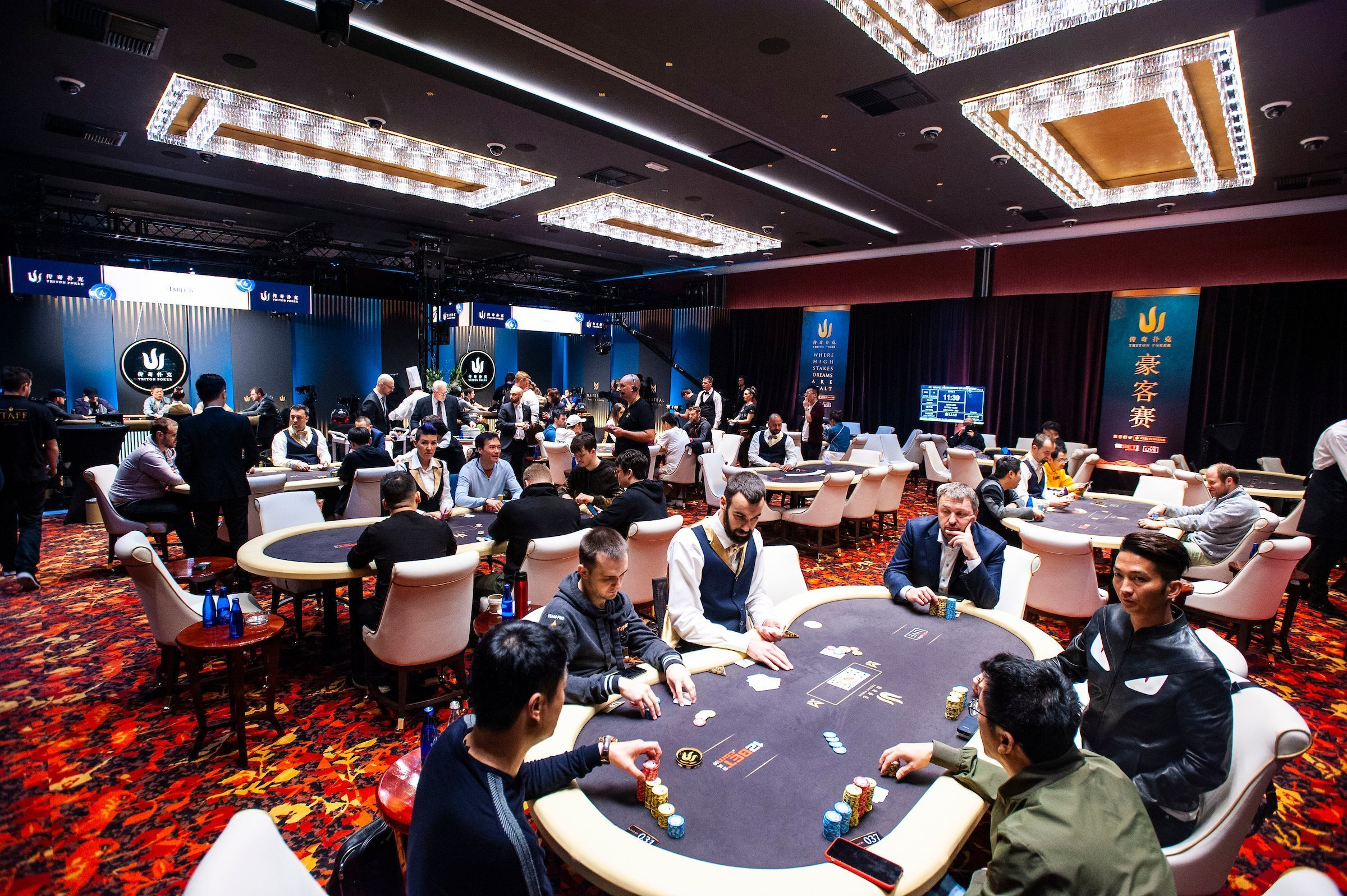 Triton Poker Super High Roller Series Montenegro Recap: Kenney; Badziakouski and Phua Shine