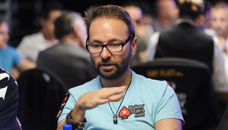 Daniel Negreanu Leaves the Bridge of Starship PokerStars
