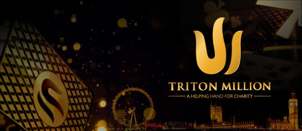 Triton Million Poster