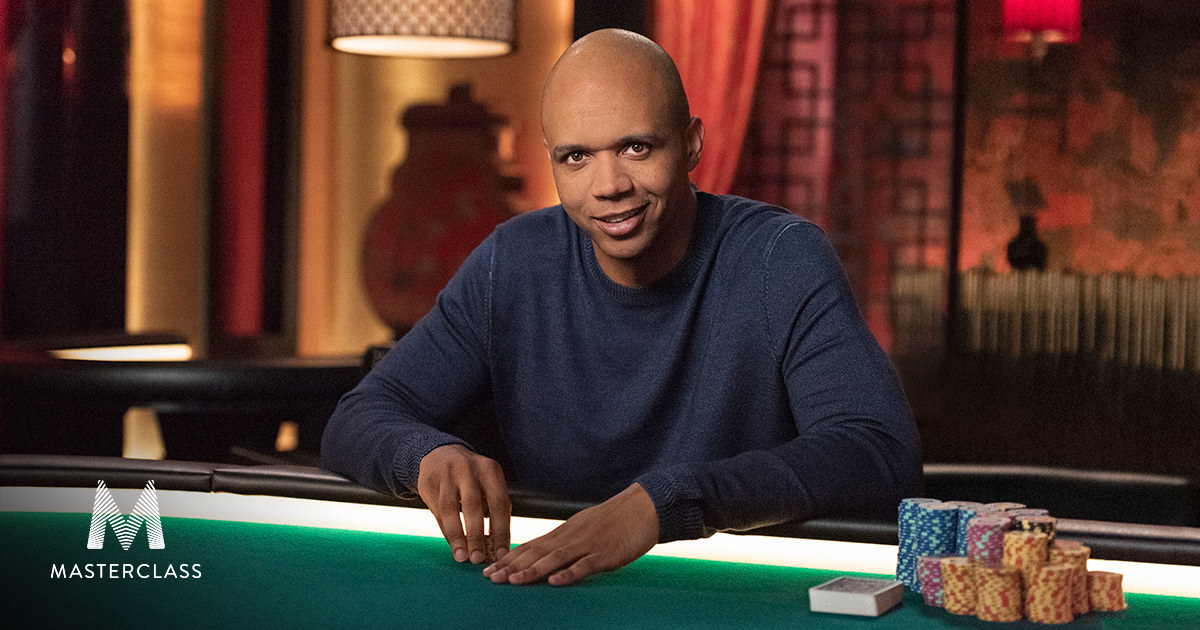 Phil Ivey reveals his secrets for the first time in an 11-lesson Masterclass