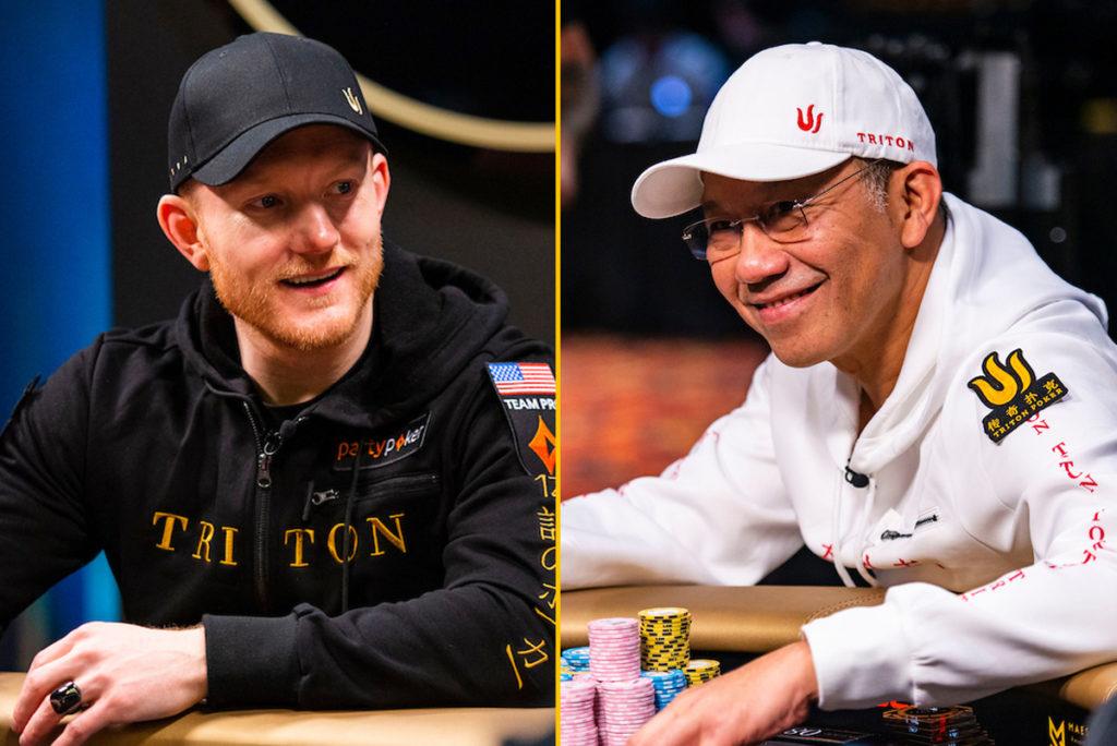 Jason Koon and Paul Phua