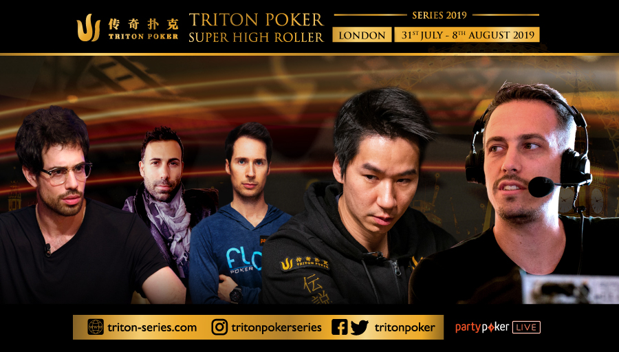 Triton Million Commentators
