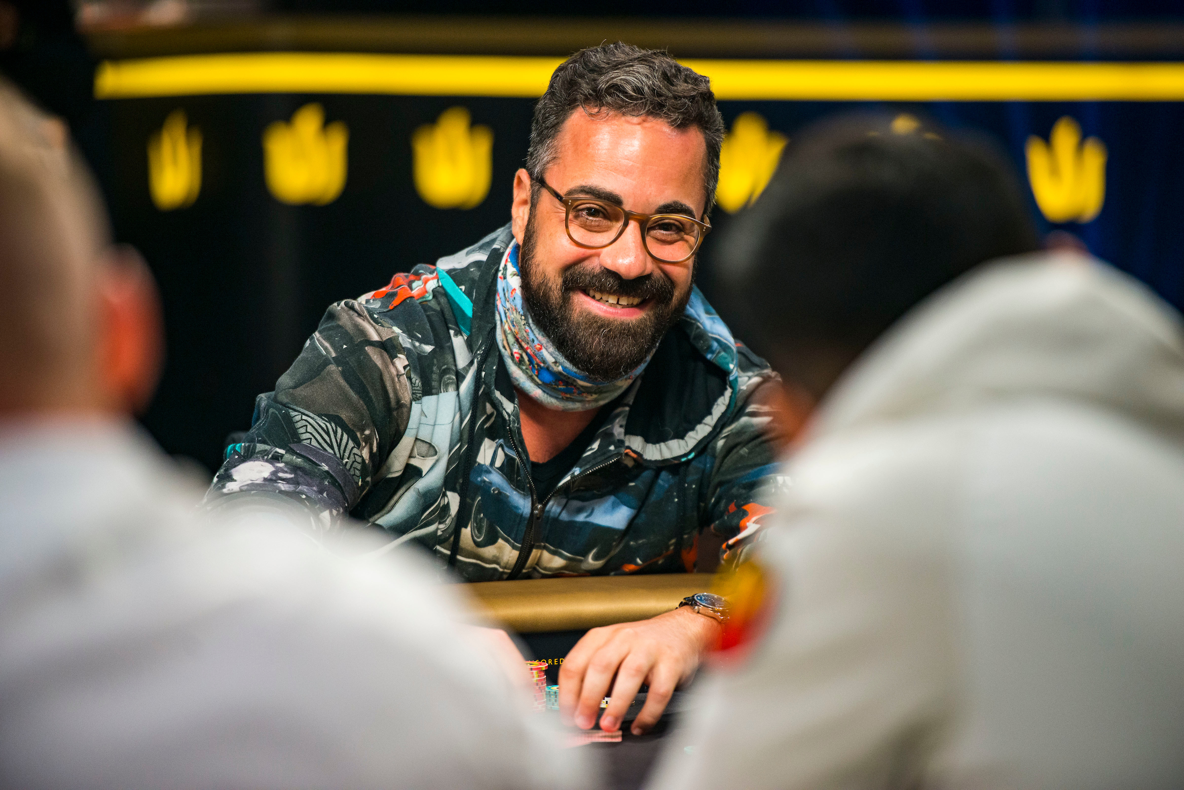 Orpen Kisacikoglu Builds a Path Directly to the €1m First Prize in the €100k Triton High Roller at partypoker LIVE MILLIONS Europe