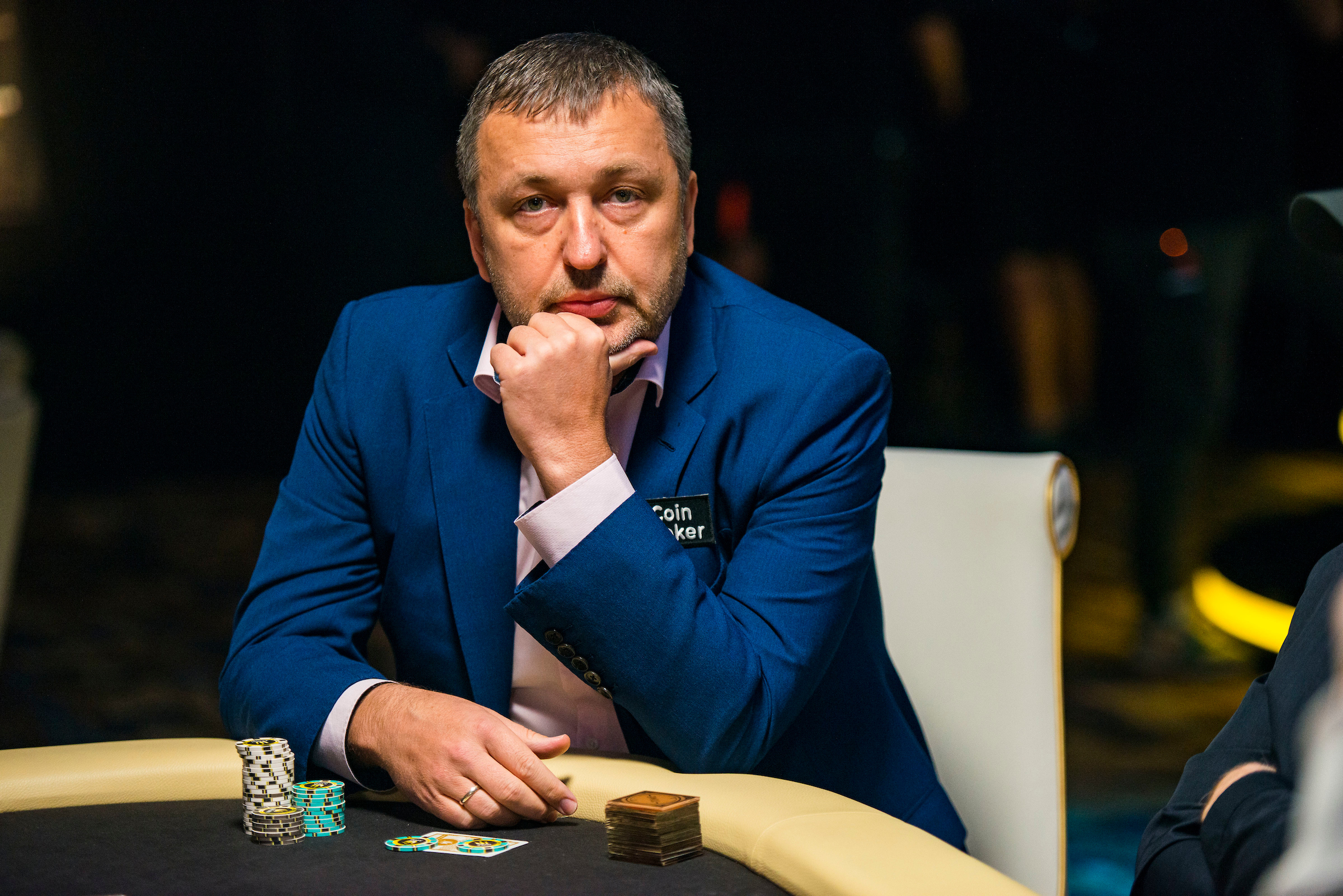 Tony G Swaps Stressful Politics For Fun Time Poker; Wins The €25k Triton High Roller at partypoker LIVE MILLIONS Europe