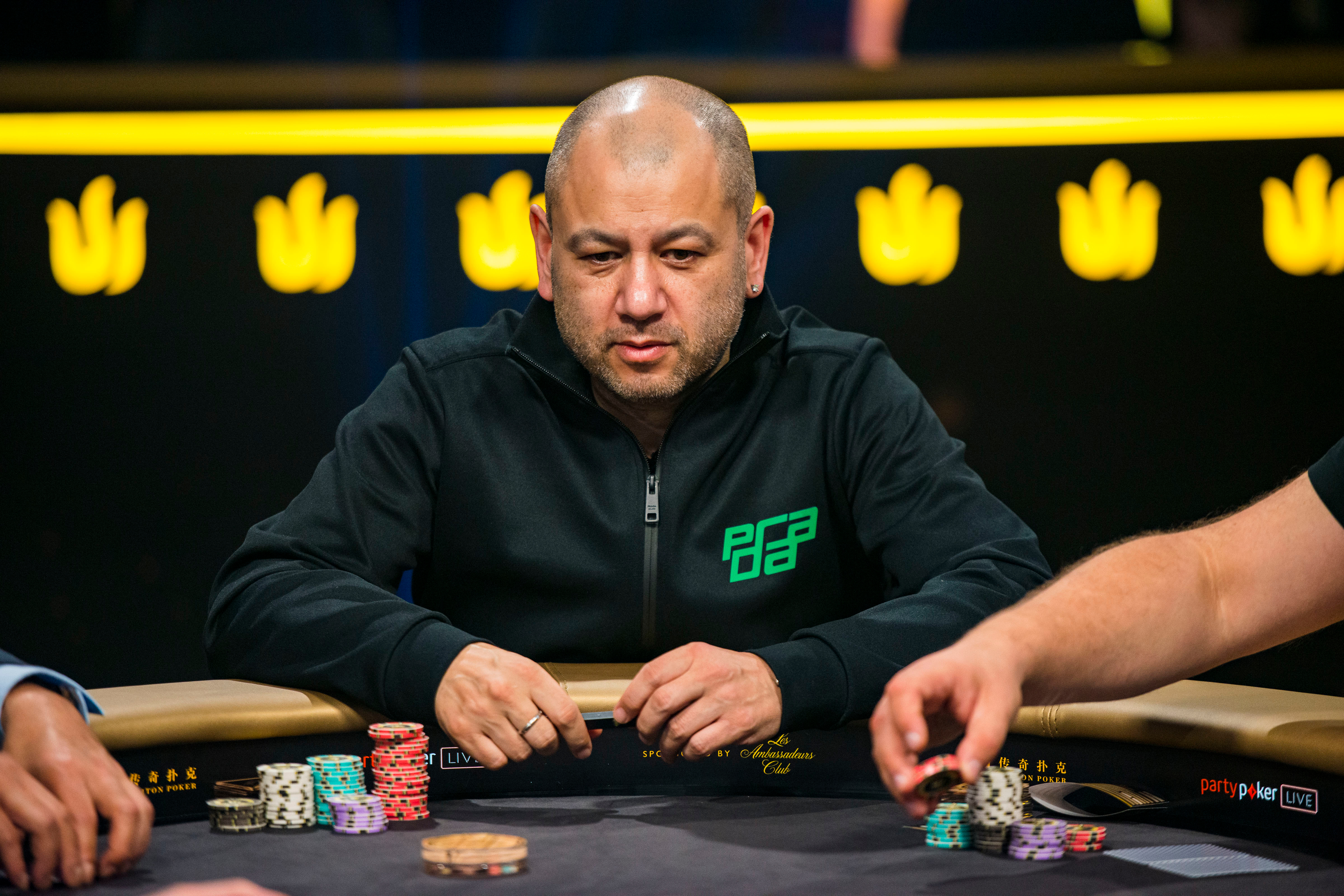 Rob Yong Takes a Peek at the U.S Online Poker Market And Tries to Grab a Capuccino With Sheldon Adelson