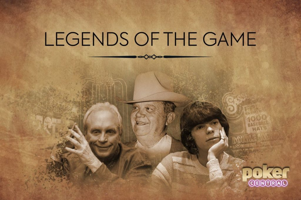 Legends of the game by PokerGo