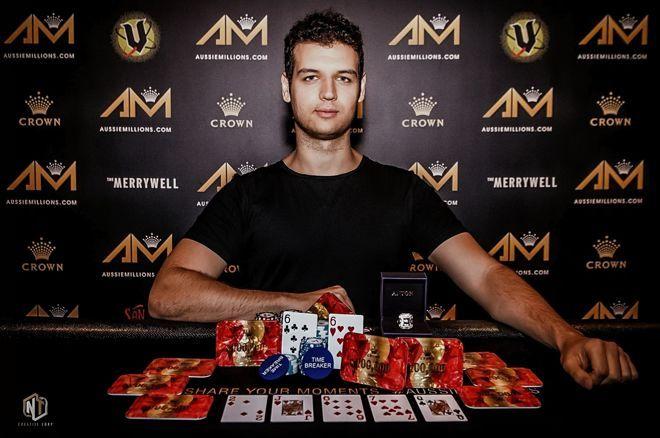 Aussie Millions: Michael Addamo Wins The AUD 50,000 NLHE Challenge