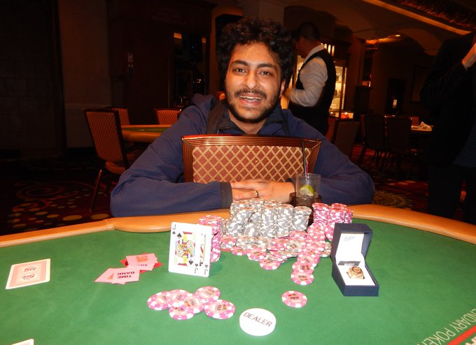 WSOPC Las Vegas: Martin Zamani Wins the High Roller