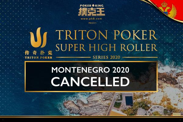 Triton Poker Forced to Scrap Montenegro Series