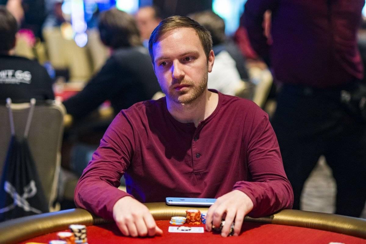 Mike Watson Wins International Poker Tournament