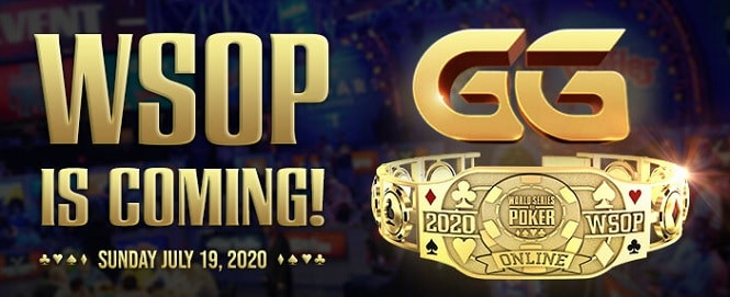 The Virtual Rail: GGPoker and WSOP With New $25m GTD Prizepool Record For WSOP Online Main Event
