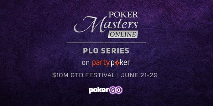 Poker Masters Online PLO Series: Cochrane, Sonnert and Szecsi Feature Prominently